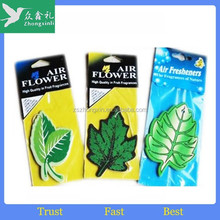 new design hanging car air freshener/Hanging Car Perfume