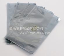 High Quality Anti Static Shielding Bags 17x23cm Esd Shielding Bag Zip-top Zipper Top Transparent Waterproof Bag