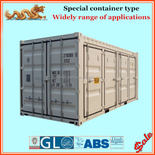 20' / 40' / 40' HQ / 45'HQ length (feet) and ISO certification self storage shipping container