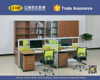 Modern furniture desk office partition office work station
