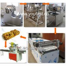De calidad superior de granola barra de línea de producción