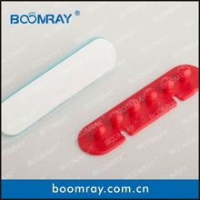 Ningbo Boomray factory hot sale PP multipurpose electronic colorful cable clips tie wire winder gifts under 1.00