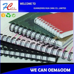 Cheap Custom Notebook/school exercise books/Diary note book with high quality