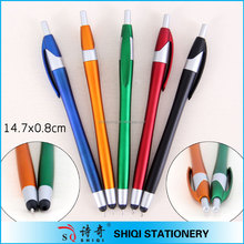 android or iphone used dart pen with stylus