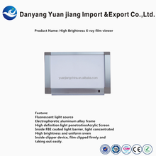 High brightness x-ray film viewer with high quality and reasonable price