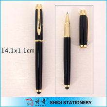 gold parts roller refill metal detector pen