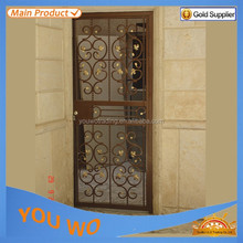 Direct Factory Price House Steel Gate Design With A Series Of Sizess