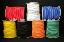 Fashion Hot sale braided and twisted colorful ropes
