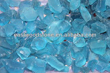 supply colorful decorative glass chips from China manufacturer