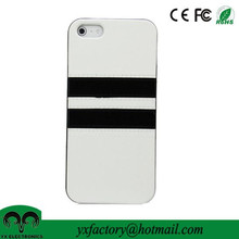 alibaba wholesaler PU leather case for iphone 4 case