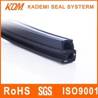 japanese car parts manufacturers mechanical car parts auto anti-aging EPDM/PVC rubber seal strip