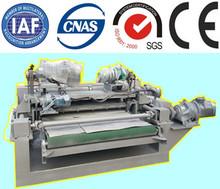 2015 newlyl power saving 4ft veneer wood chipper machine/veneer rotary peeling machine/log veneer slicing lath