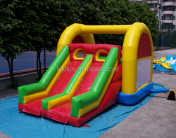Water games funny sports aquatic slides inflatable