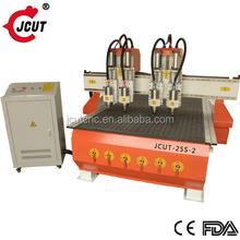 Hot selling JCUT-25S-2 Pneumatic tool changing, foam cutting machine