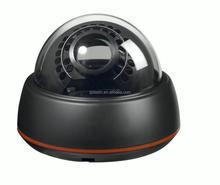 Metal material dome outdoor waterproof camera housing