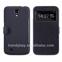 Nillkin leather case for samsung i9200 galaxy s2 flip case