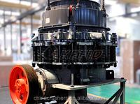 Cone crusher aggregate conveyor naics/mining locomotive used