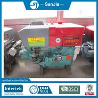 Water Cooling One Cylinder 4 Storke Boat Engine Inboard Diesel 20 hp
