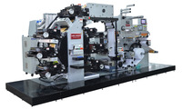Dairy products label printing machine