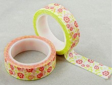 2015 fasion japanese printed cute and lovely japan tape