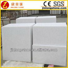 Pure white marble tiles 24''x24'' 12''x12''