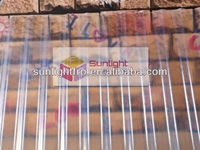 China Competitive FRP Corrugated Roofing Sheet/Fiberglass Roofing Sheet/Roof Tile