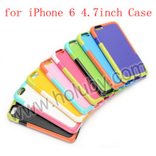 Factory Price TPU+PC Case for iPhone 6 4.7 inch , for iPhone6 Phone Case