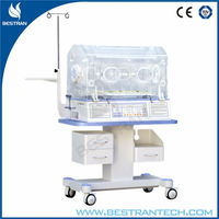 Chinese BT-CR03S Transport Neonatal Incubator Isolette Baby Infant Incubator hospital baby infant incubator with silence wheels