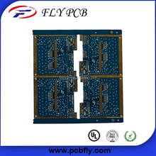 Wireless computer mouse single sided printing PCB