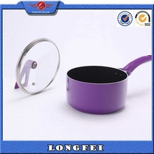 2 pcs aluminum electric milk heating pot with induction double bottom