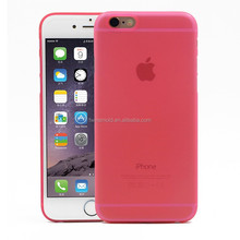 hot selling wholesale Plain Plastic pp cell phone case For Apple for iphone 6 plus Case