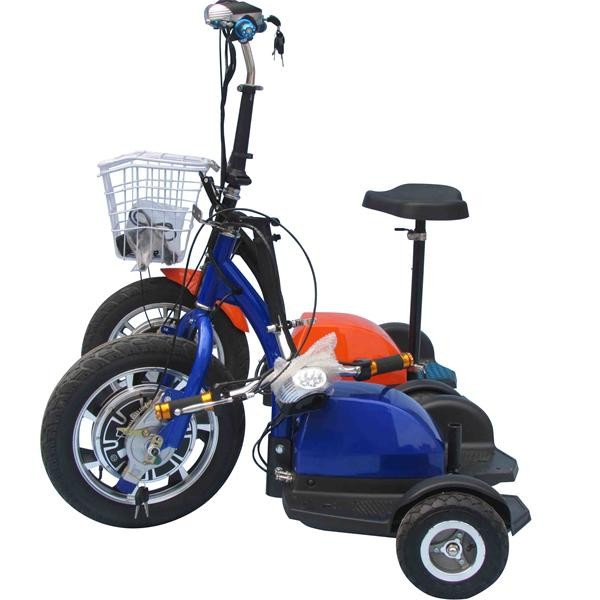 3 Wheels Electric Scooter Street Legal Electric Scooter