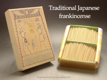 Japanese incense for craft supply , candles and prayer beads also available