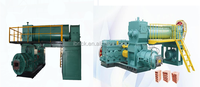 Can change electricity motor to diesel engine block and brick making machine