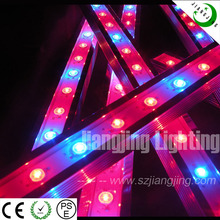 9w led grow lights for plant overgrow customized color ration red blue white