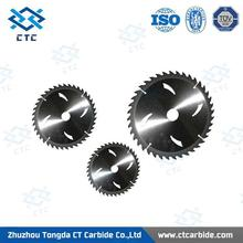 Hot sale tungsten carbide saw blade made by heat treated raw material