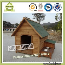 SDD0405 Wholesale Wood Outdoor Dog House