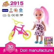 New Design Hot Sale Baby Lovely Kids Toys Doll