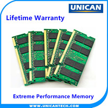 Best 2GB DDR2 667MHz PC2-5300 200-pin Unbuffered Non ECC SODIMM Notebook Laptop RAM Memory Full Compatible great for upgrade