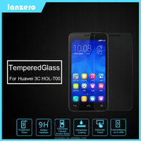 Tempered Glass Screen Protector For HUAWEI Honor 3C/Hol-T00 Anti-Explosion 9H 0.33mm For HUAWEI Honor 3C/Hol-T00