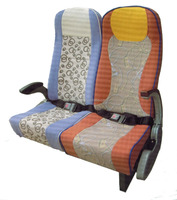 Passenger seat for bus coach