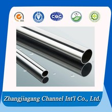 Schedule 5 stainless steel pipe, steel tube for sale