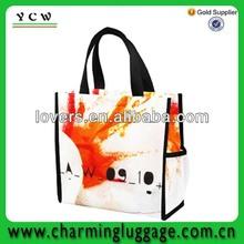 China manufacturer pp non woven matt lamination bag very cheap