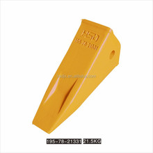 195-78-21331 bucket ripper tooth for D275 excavator