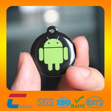 FREE SAMPLES! ISO14443A 13.56MHZ S50 key fob for registration and payment system