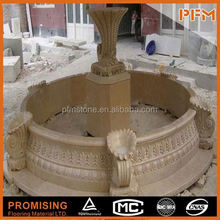 PFM Chinese outdoor garden fountain screen room dividers for hotel&villa project design