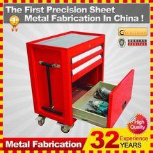 Kindle trolley tool cart aluminum rolling cart