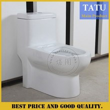 Bathroom ceramic cheap one piece toilet bowl prices