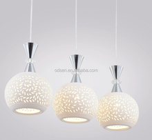 phone control led dimming bluetooth chandelier
