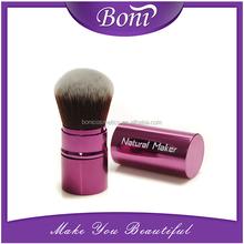 Wonderful retractable cosmetic brush